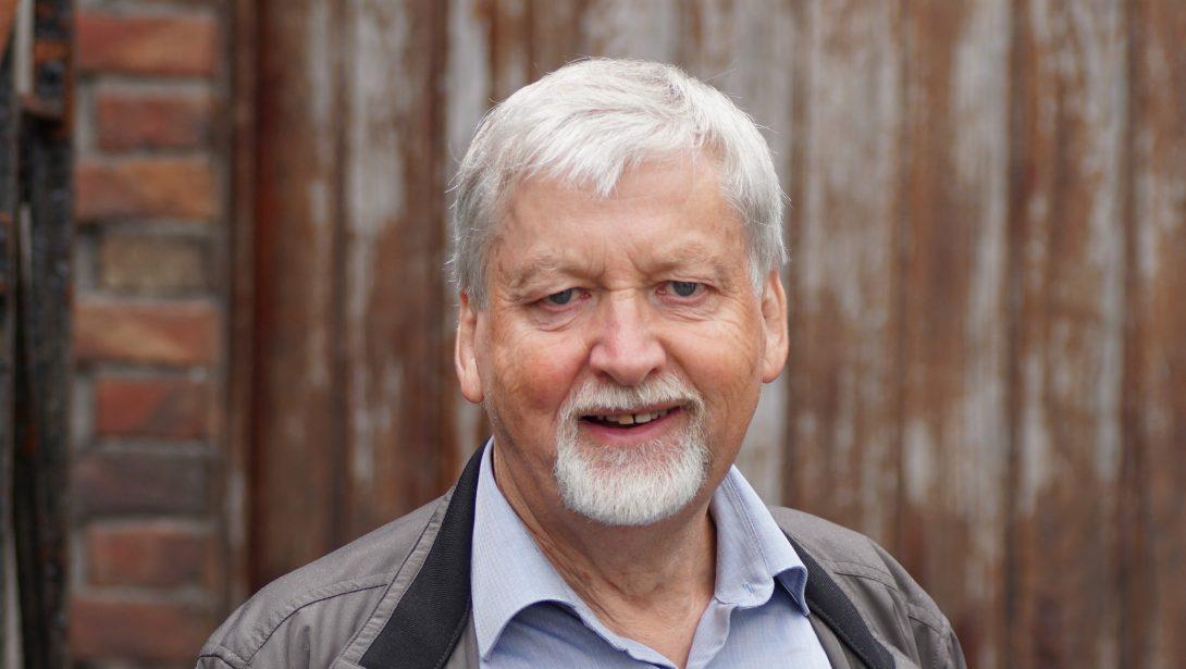 Hilsen fra styreleder Ingvar Frøyland