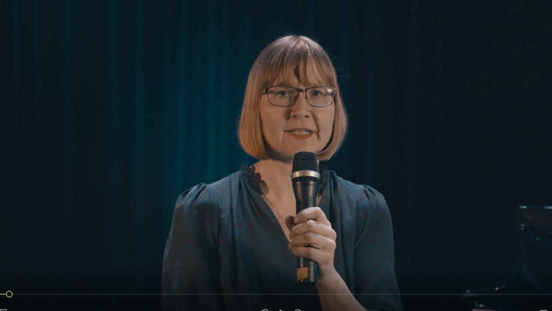 Lunsjkonsert med Marina Johansson