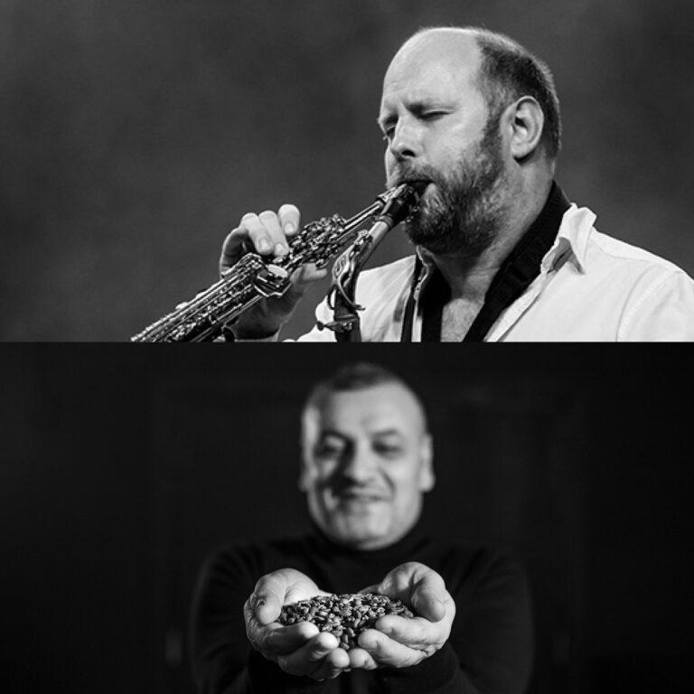 Musikk og kaffe // Munor, Rolf-Erik Nystrøm og Carlos (del av Sildajazz)